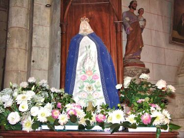 La Vierge de Capelou