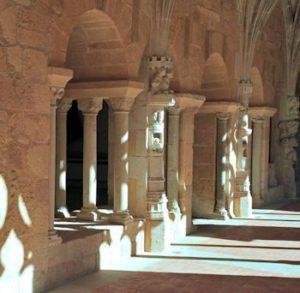 Arcs romans pour la partie la plus ancienne