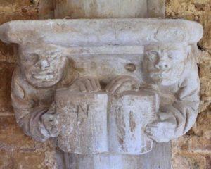 Deux moines vous proposent de suivre le codex