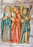 Jésus rencontre mère