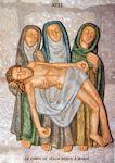 Le corps de Jésus remis à sa mère