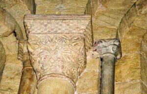 Chapiteau abside
