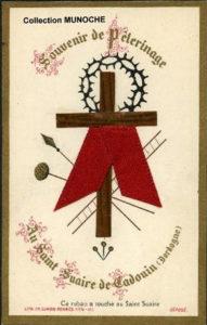 Image pieuse de 1883
