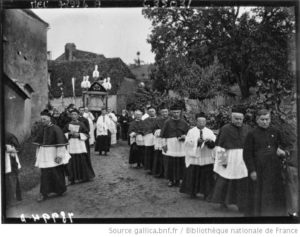 Procession Suaire