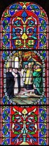 Présentation du St Suaire à l'évêque