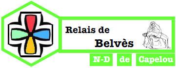 Logo du relais de Belvès