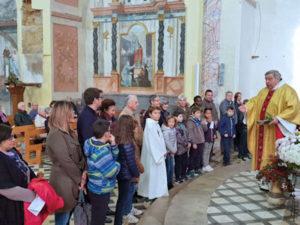 Messe des familles à Belvès
