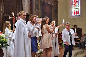 Baptisés du 4 juillet 2020
