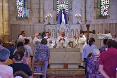 Capelou 2020 – Jeudi journée de prière mariale