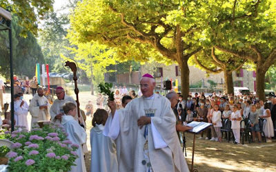 Capelou 2020 – Clôture, la messe des faille et premières communions