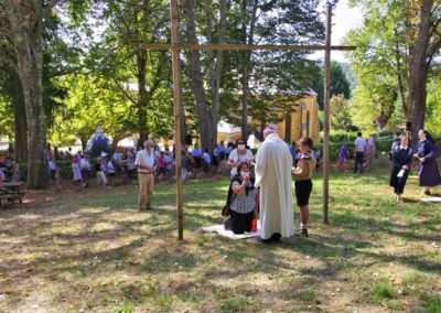 Clôture Bénédiction des familles