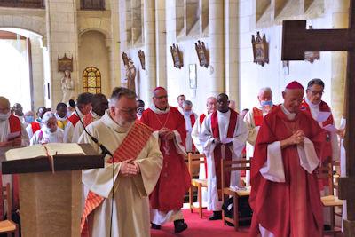 Capelou - journée des prêtres