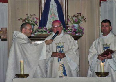 Le mot d'accueil de Monseigneur