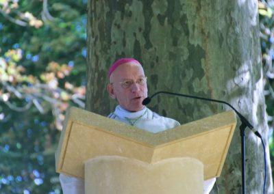 l'homélie de Mgr André MARCEAU