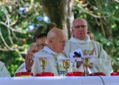 Les 2 évêques dans la prère eucharistique