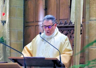 L'abbé Jean PICARD pour l'homélie
