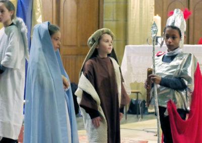 Marie et Joseph pour le recensement