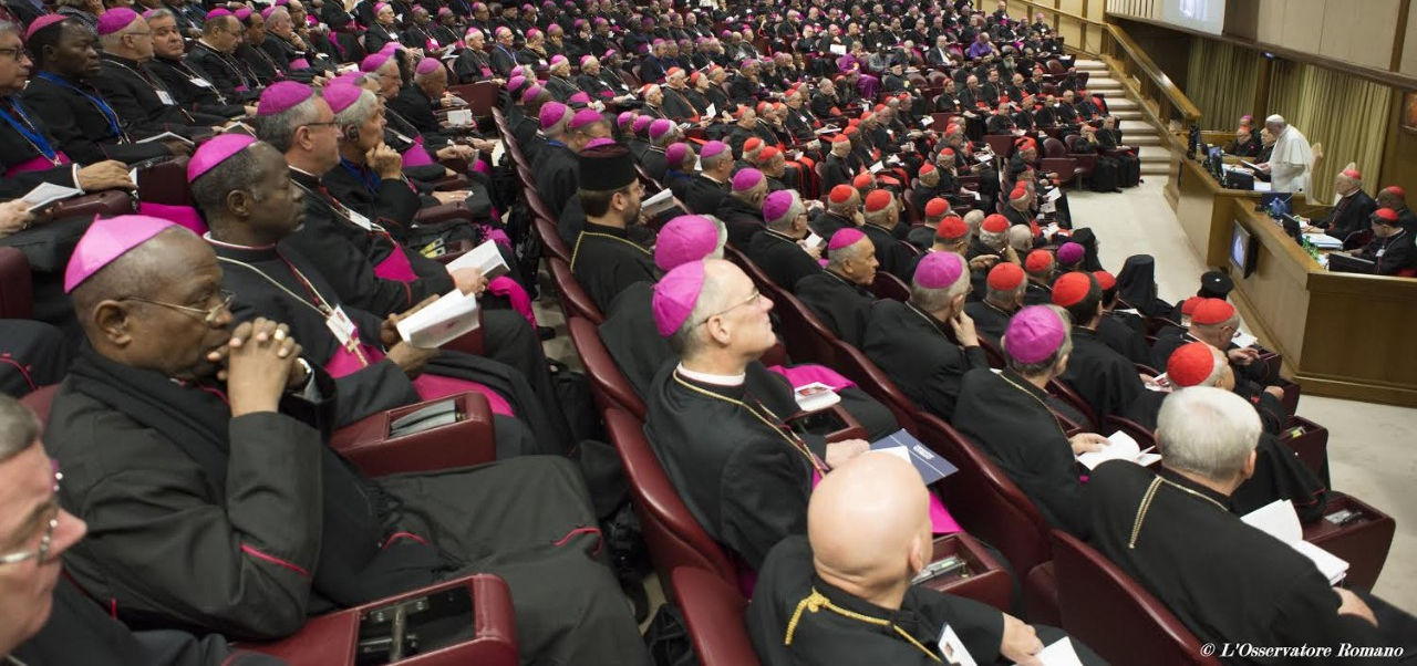 « Pour une Église synodale : communion, participation et mission »